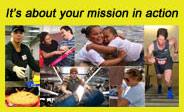 Mission in Action-Yellow